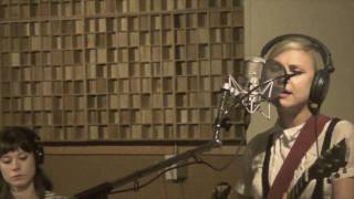 The Like In Studio With The CLASP
