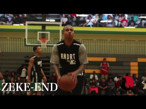 Isaiah Thomas Puts On a SHOW for the TAC | ZEKE-END