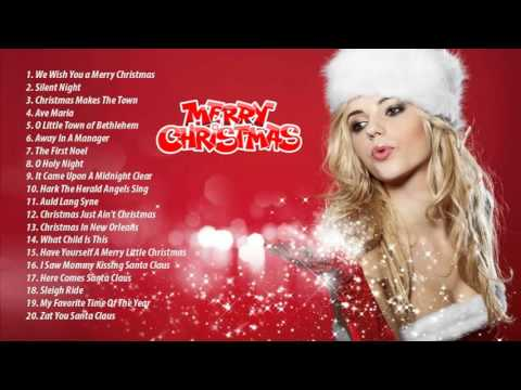 Top 40 Most Christmas Songs 2016 | We Wish You A Merry Christmas ...