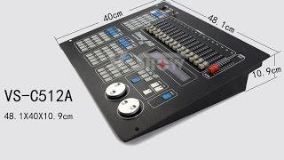 Sunny 512 DMX console