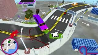 Roundabout Vita Gameplay