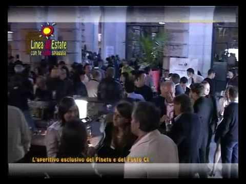 PINETA Lignano e CONTARENA Udine-Colonna sonora:Claudio Rossitto-Video TV