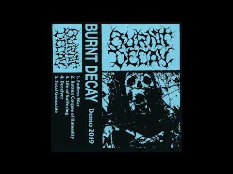 Burnt Decay - Demo (2019) Full Album (Deathgrind)