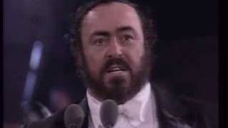 Luciano Pavarotti - Nessun Dorma (clip from The Three Tenors: In Concert)