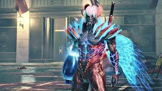 DEVIL MAY CRY 5 - Super Nero Gameplay (Unlimited Devil Trigger)