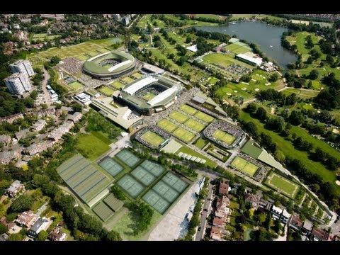 Introducing The New Wimbledon Master Plan