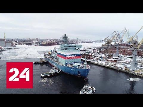Новый шаг Санкт-Петербурга. Специальный репортаж Антона Борисова - Россия 24