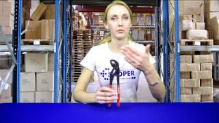 видео Плоскогубцы, пассатижи, клещи, гвоздодеры
