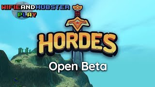 Hordes.io Gameplay - First Impressions - Checking out this cute little mmo!