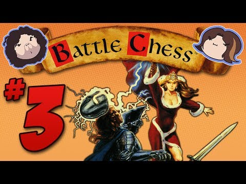 Battle Chess: Danny Versus Arin! - PART 3 - Game Grumps VS