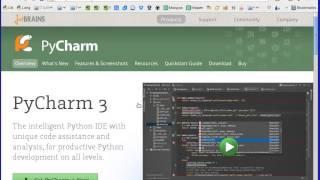 Питон - 02. Среды разработки: online tools, Spyder, PyCharm.