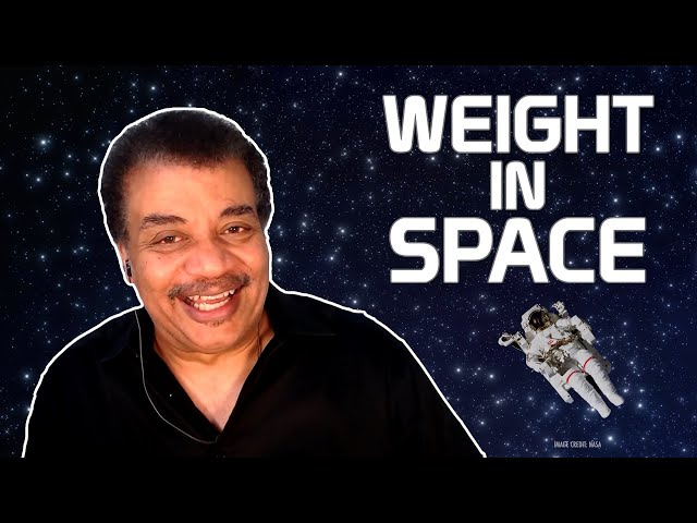 Neil deGrasse Tyson Explains How Much You