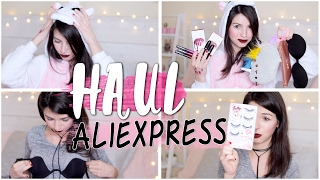 HAUL ALIEXPRESS | Brochas, Labiales, Sujetadores, Piercings...| AniPills
