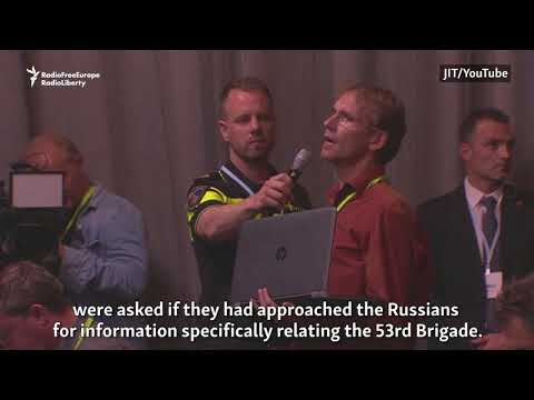 Investigators Say Missile From Russian Unit Downed MH17