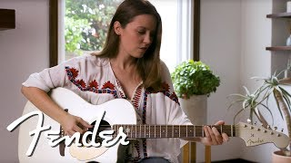 California Series Player Guitars with Angela Petrilli | Fender