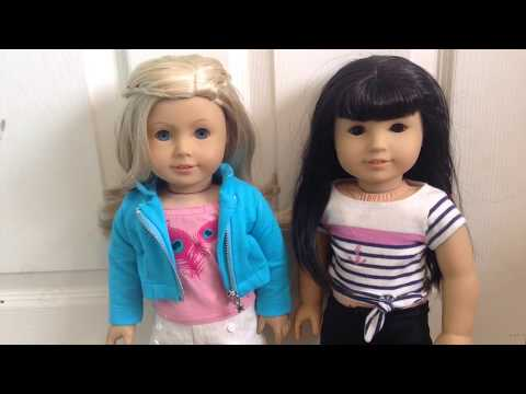 American Girl Dolls Then and Now | Pleasant Company vs. Mattel |