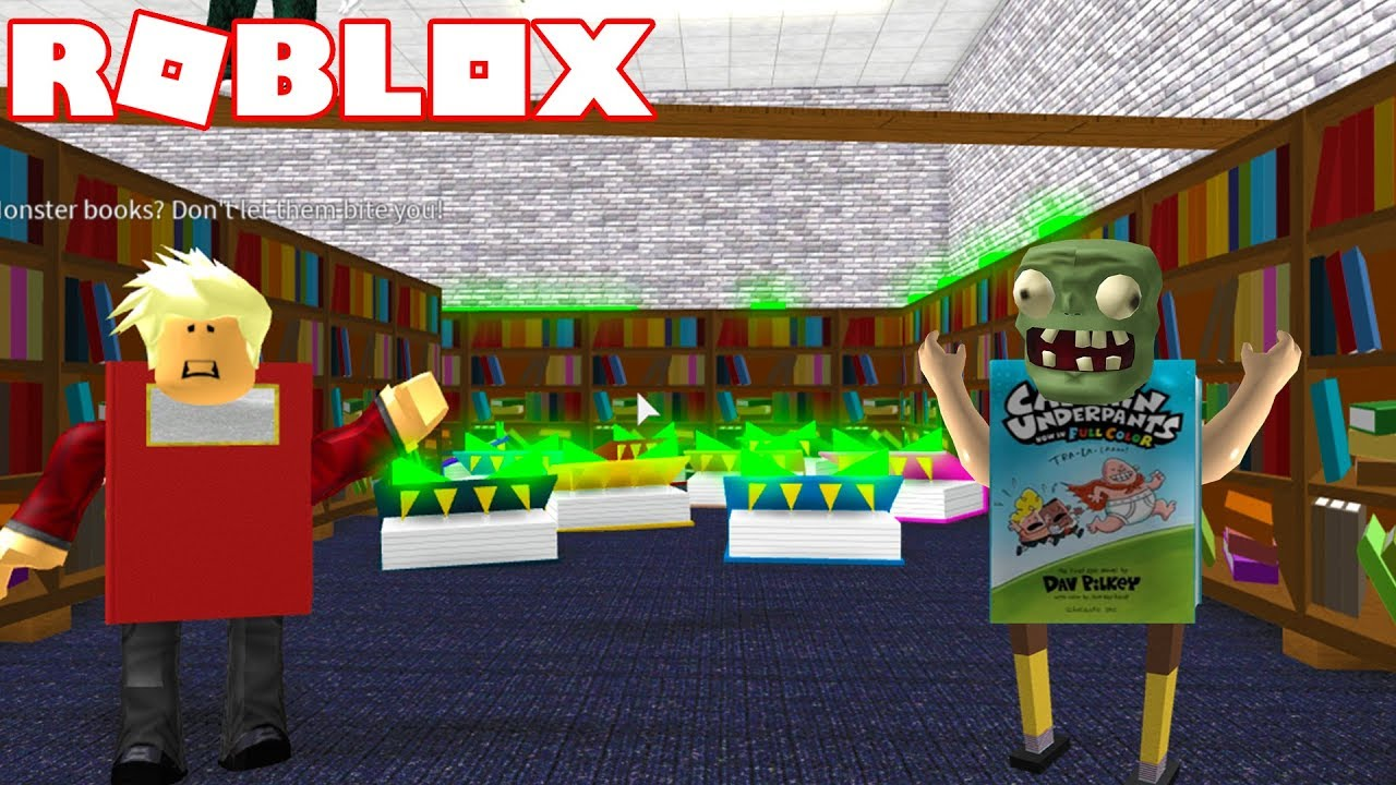 how to get onto libary on roblox