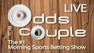 Tuesday's Top MLB Betting Tips LIVE w/ The Odds Couple thumbnail