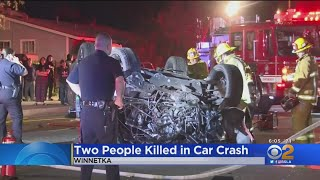 2 Teenage Brothers Killed In Crash, Were Passengers In Vehicle Driven By Suspected Drunk Driver