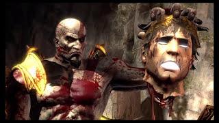 Deus Da Guerra 3 Kratos Vs Hélios Dublado #dcvsboss 4