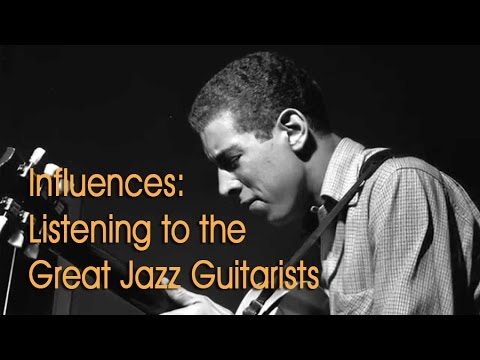 Jazz Guitar Lessons Influences - Listening to the Great Jazz