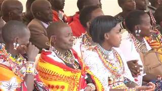 The Official Kajiado Youth Alliance Swearing in Ceremony 2018