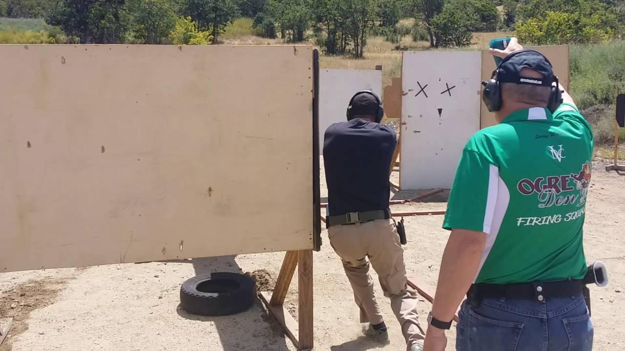Medford oregon shooting range
