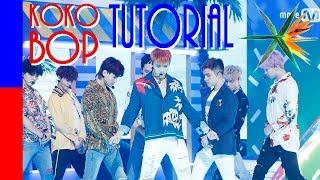 Video [ENG] [TUTORIAL] EXO 엑소 - Ko Ko Bop 코코밥 ~ Full Dance Tutorial Mirrored download MP3, 3GP, MP4, WEBM, AVI, FLV Oktober 2017