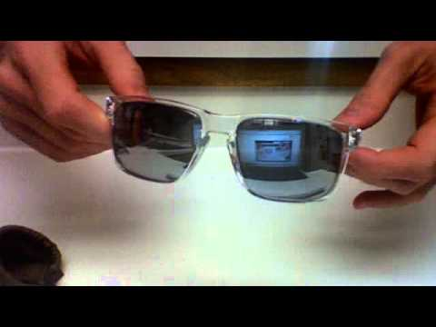Oakley Holbrook Transparent