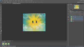 Как вставить GIF анимацию на фото в Photoshop(В этом видео Вы узнаете как можно вставить GIF-анимацию на фото в Photoshop., 2016-02-25T07:27:02.000Z)