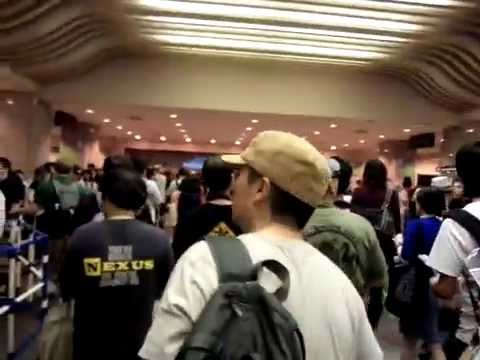 WWE JAPAN VLOG @ Ryogoku Sumo Hall!!! {part2}