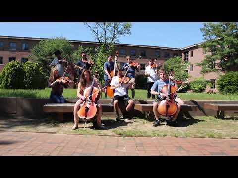 Explosive - Hauppauge High School Chamber Orchestra