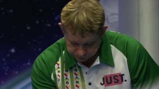 Just. 2019 World Indoor Bowls Championships: Day 14 Session 3