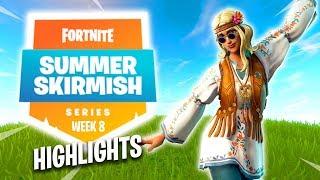 Fortnite Summer Skirmish Series Highlights PAX West (Week 8)