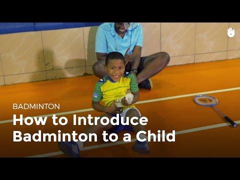Basics: Teach a Child | Badminton
