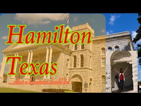Hamilton Texas