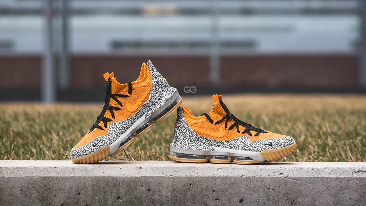 716e3a7c76a Nike LeBron 16 Low AC