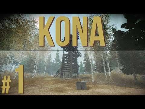 Kona - Getting Down to Business - PART #1