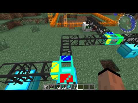 Simple Sorting System Setup For Minecraft Using Buildcraft