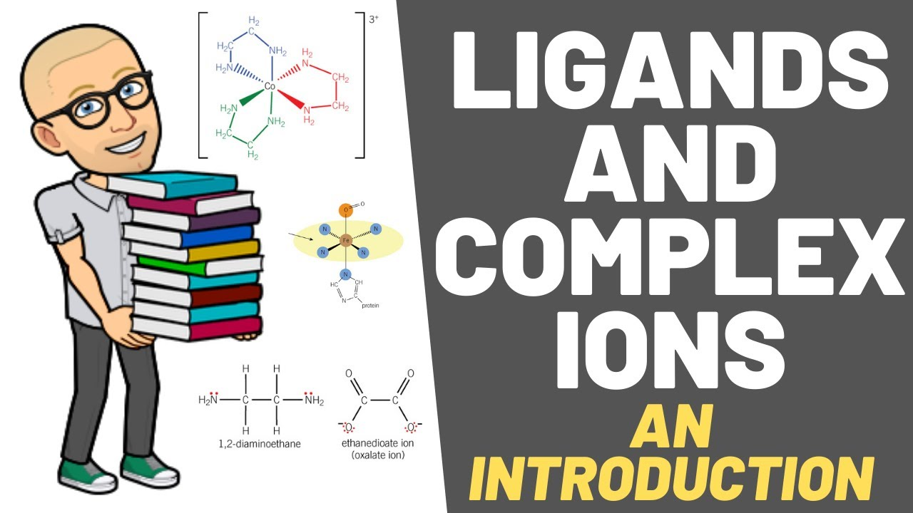 A2 5 3 1 Ligands Complex Ions For A Level Chemistry Youtube