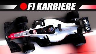 F1 2018 MOD Karriere #2 - Die letzte F1 2017 Saison | Live Let's Play German | Livestream Deutsch