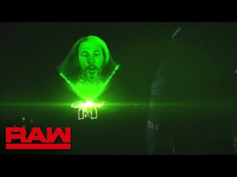 Bray Wyatt enters The Hardy Compound - The Ultimate Deletion: Raw, March 19, 2017
