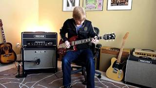 Reeves Amps Super 78 demo by Greg V.