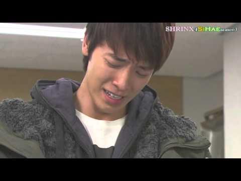 Donghae Crying hard