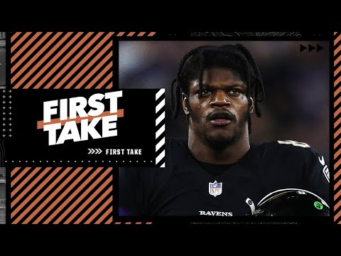 Will Lamar Jackson lead the Ravens to the Super Bowl? | First Take