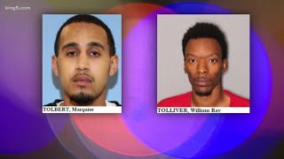 2 suspects identified in downtown Seattle shooting