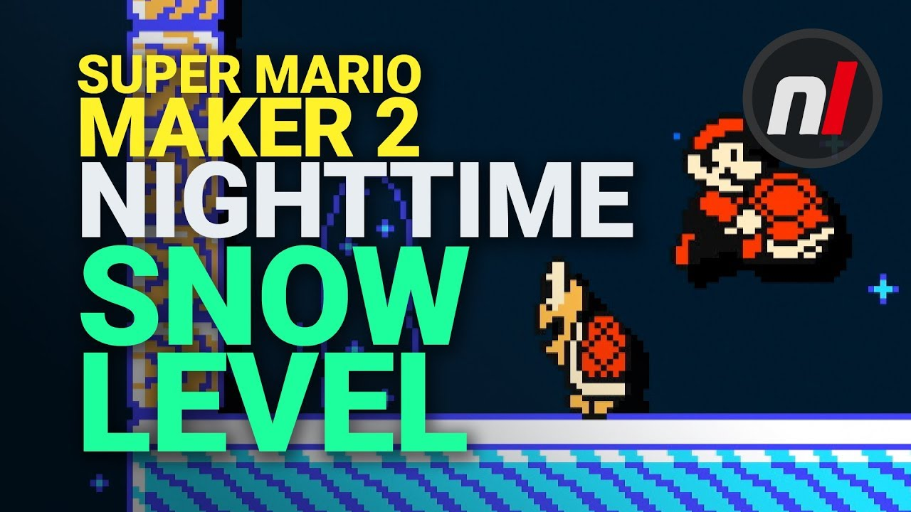 Preview: Things We've Learned Playing Super Mario Maker 2