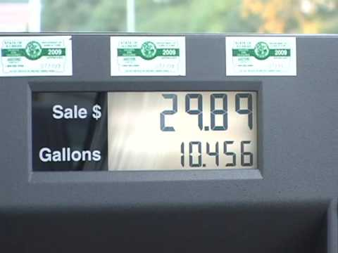 Record Gas Price Increase