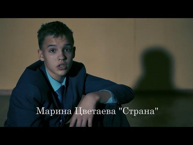 Изображение предпросмотра прочтения – АлександрМалышев читает произведение «Страна» М.И.Цветаевой
