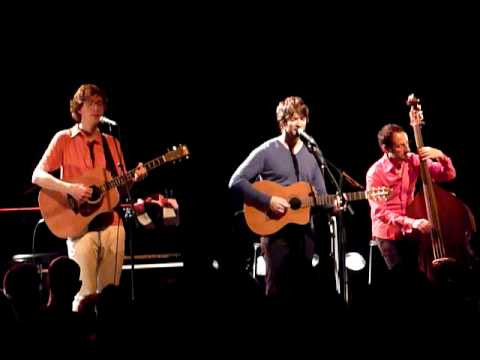 Renegade - Kings of Convenience - Live au Bataclan